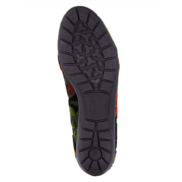 JENNY, Klassische Qualität Ballerinas, mehrfarbig  Gute Qualität Klassische beliebte Schuhe 031789