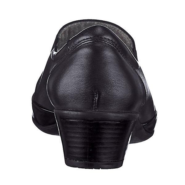 KLiNGEL Komfort Slipper schwarz KLiNGEL Slipper Komfort schwarz q7xF8tFp