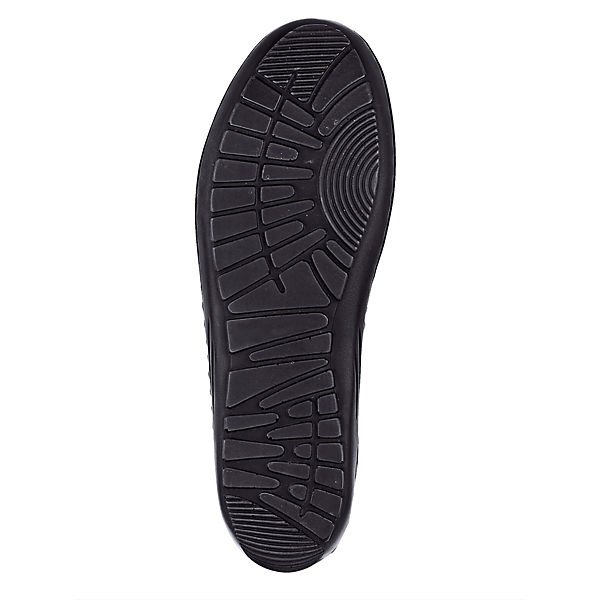 JENNY, Klassische Slipper, schwarz schwarz Slipper,   deebf8