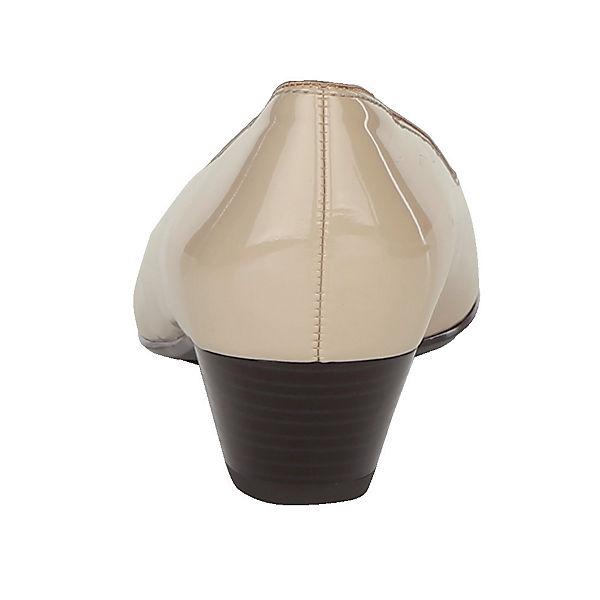 JENNY, Klassische Qualität Pumps, beige  Gute Qualität Klassische beliebte Schuhe 484515