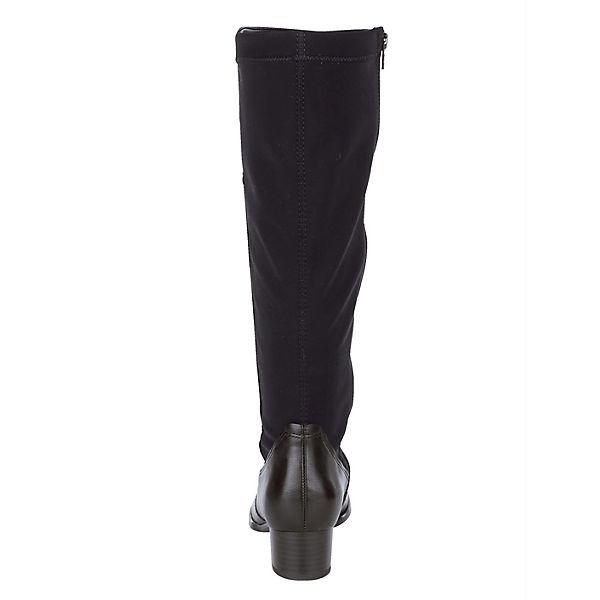 JENNY Klassische JENNY Klassische schwarz Stiefel OqwHBx1