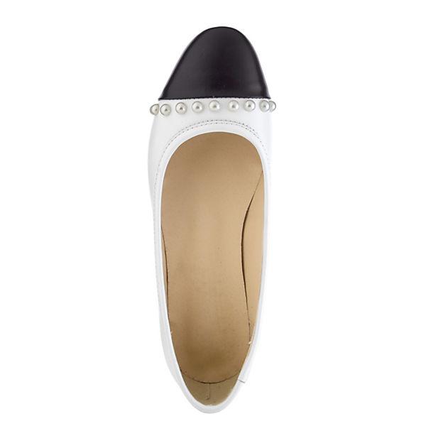 KLiNGEL, Komfort-Pumps, schwarz-kombi Qualität  Gute Qualität schwarz-kombi beliebte Schuhe 85d864