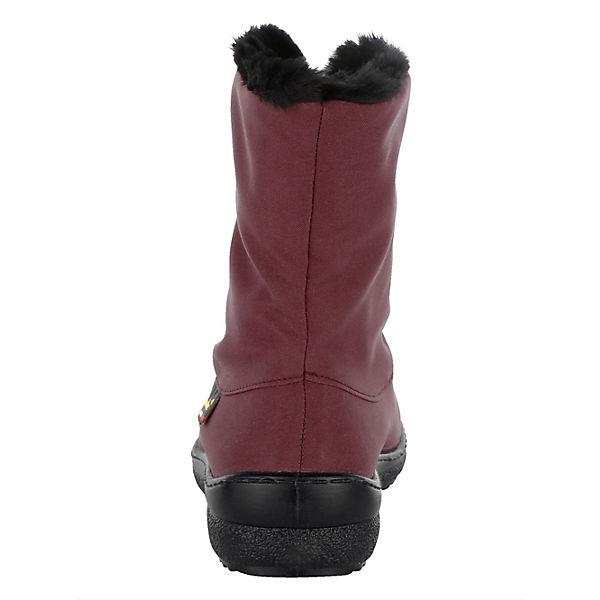 KLiNGEL, Winterstiefeletten, bordeaux Qualität  Gute Qualität bordeaux beliebte Schuhe 333902