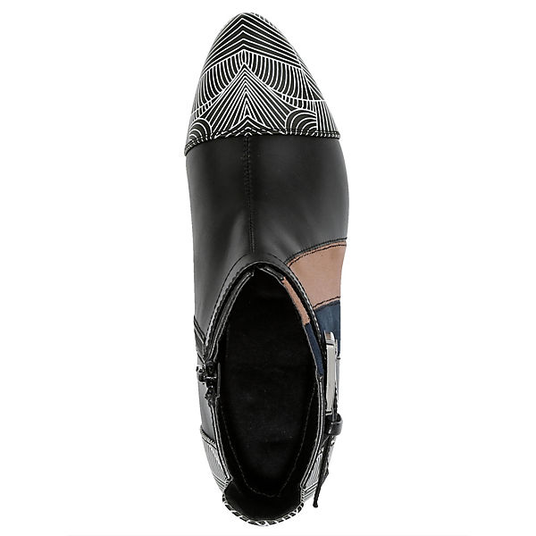 Liva Loop, Klassische Stiefeletten, schwarz-kombi Schuhe  Gute Qualität beliebte Schuhe schwarz-kombi 2dae77