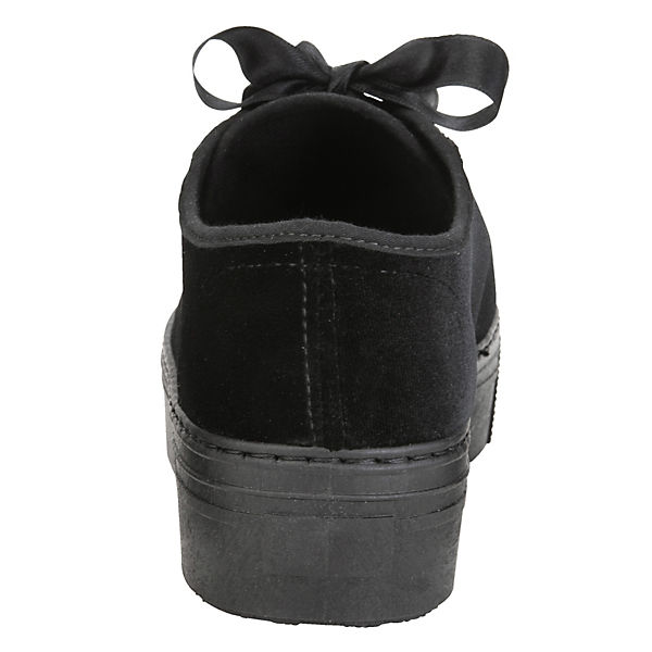 KLiNGEL, Sneakers Low, schwarz beliebte  Gute Qualität beliebte schwarz Schuhe 276eb9