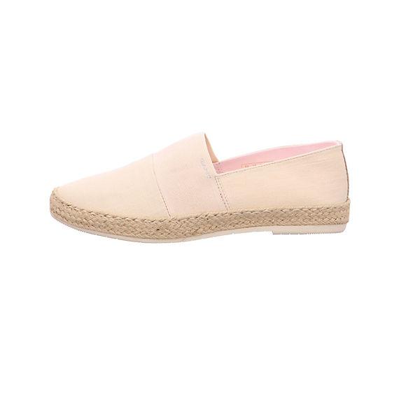 GANT, Klassische Qualität Slipper, beige  Gute Qualität Klassische beliebte Schuhe 2a1663
