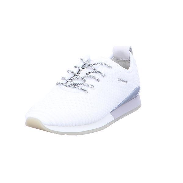 weiß Sneakers GANT Low GANT Sneakers Oaqn6x1q