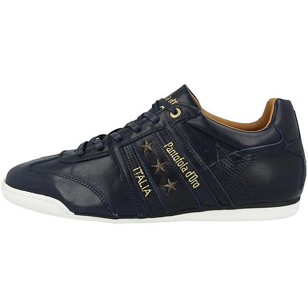 Sneakers Low Uomo Pantofola Funky d'Oro Low blau Imola wITTxCqtX
