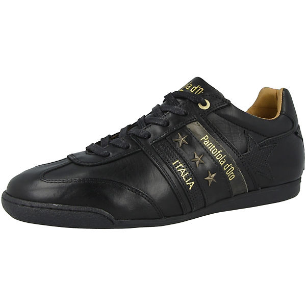 Pantofola Imola d'Oro schwarz Low Uomo Low Sneakers Funky rf1xwrWnq