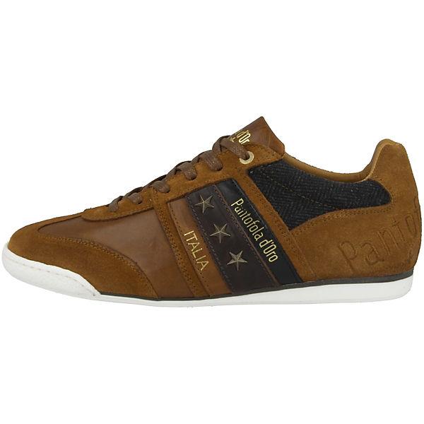 Pantofola d'Oro, Imola Winter Uomo Low Sneakers Low, braun