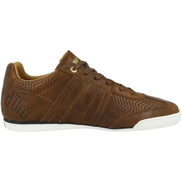Low braun Pantofola Uomo d'Oro Ligna Sneakers Imola Low qwFzTv
