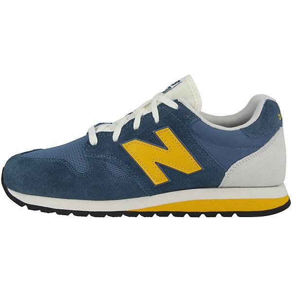 new balance, U 520 Sneakers Qualität Low, blau  Gute Qualität Sneakers beliebte Schuhe 12b1f4