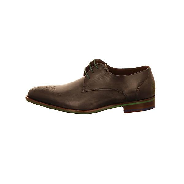 Floris van Bommel Qualität Business-Schnürschuhe grau  Gute Qualität Bommel beliebte Schuhe 1add1d