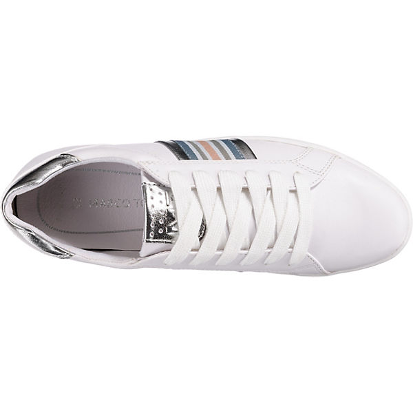 Marco Weiß Marco Sneakers Sneakers Tozzi Low Tozzi 4R35jLA