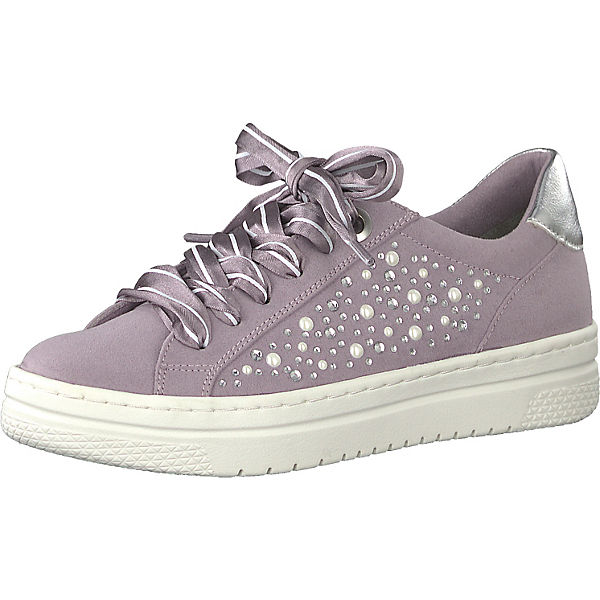 latest design classic fit cheap for discount MARCO TOZZI, Sneakers Low, lila