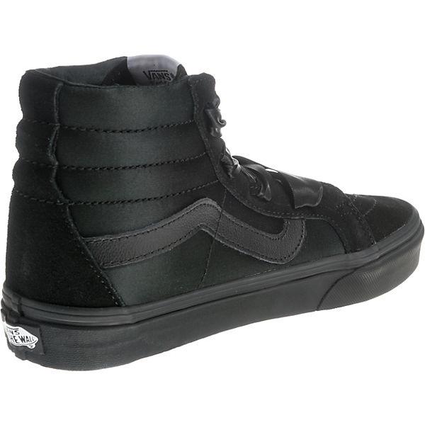 High Ua Lace Schwarz Alt Vans Sk8 hi Sneakers 34RjLAc5qS