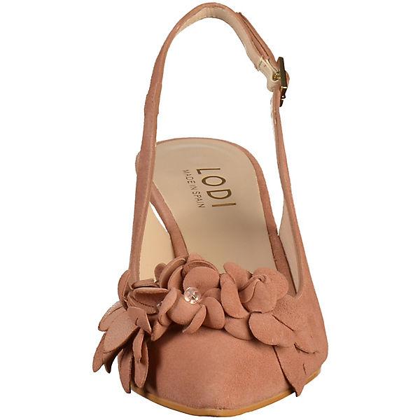 Lodi Sling-Pumps rosa  Gute Qualität beliebte beliebte beliebte Schuhe 2404f8