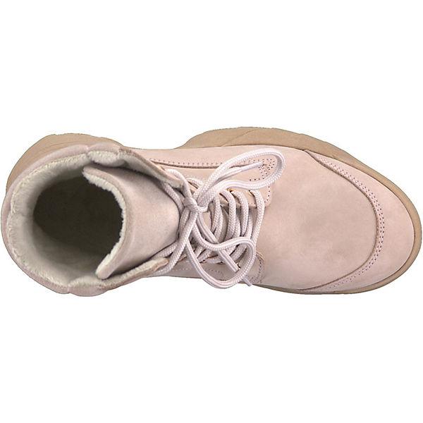 Tamaris, Schnürstiefeletten, Gute rosa  Gute Schnürstiefeletten, Qualität beliebte Schuhe 26e8c7