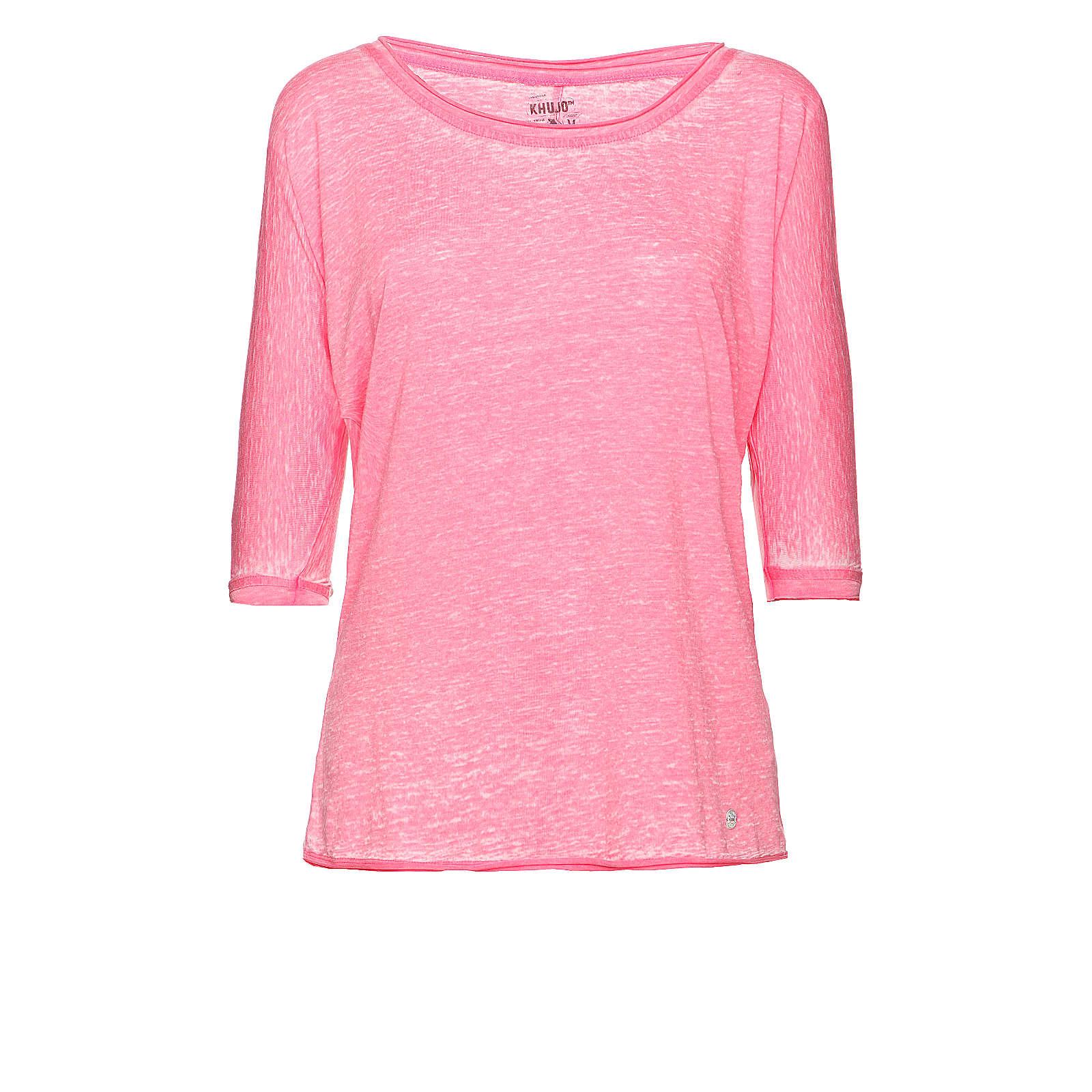 Khujo T-Shirt rot Damen Gr. 34