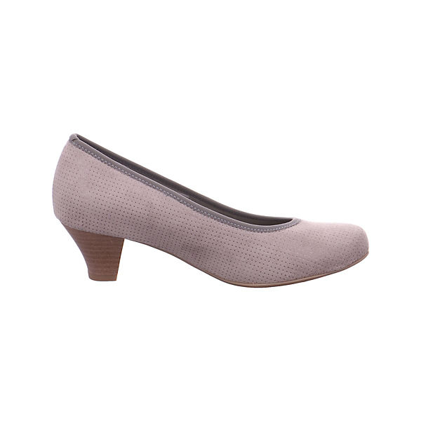 JENNY, Klassische Pumps, grau Schuhe  Gute Qualität beliebte Schuhe grau 5127bd