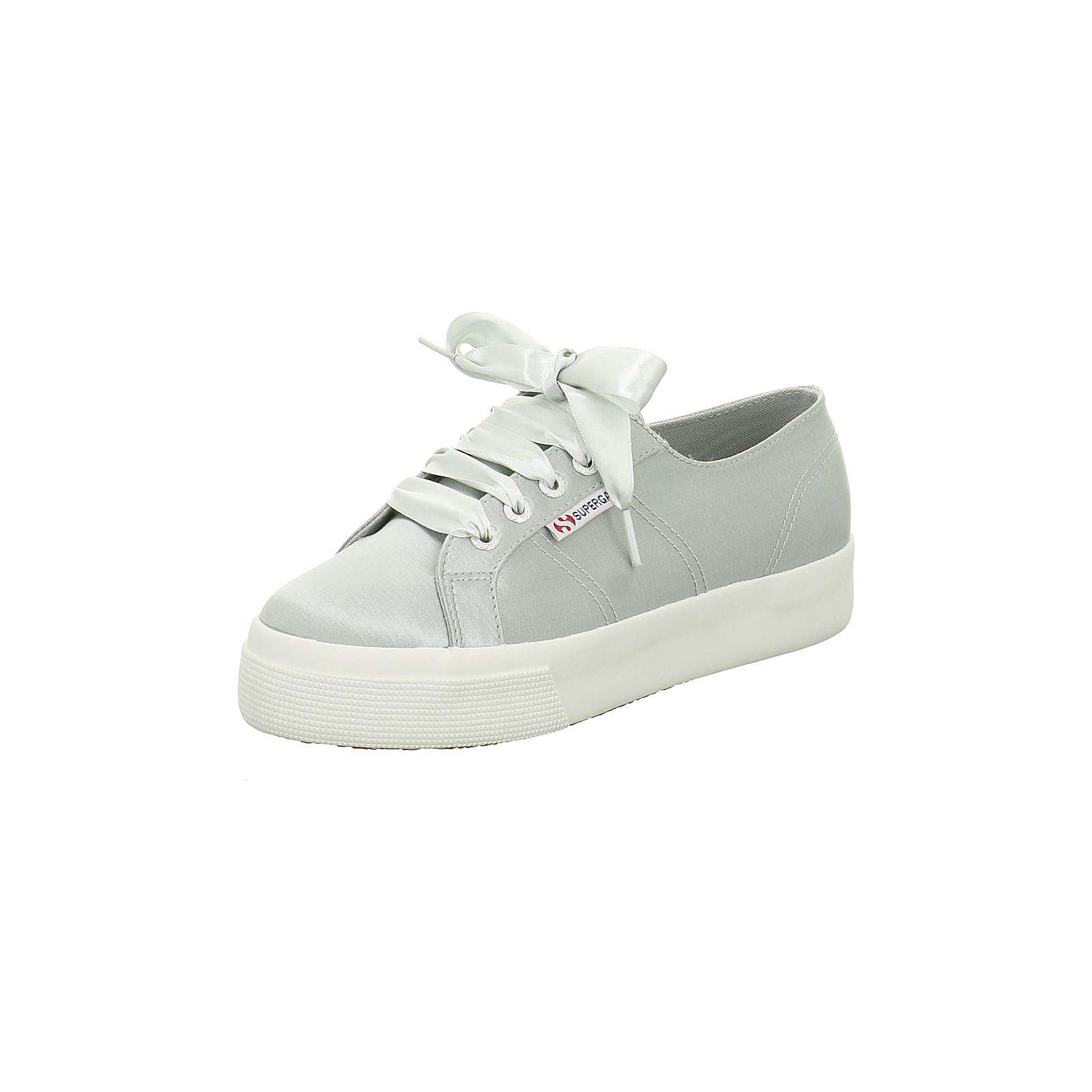Superga® Sneakers Low grau Damen Gr. 41