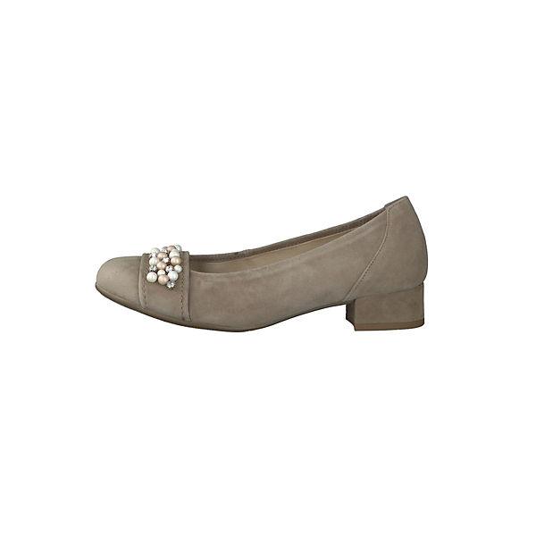 Gabor, Klassische Pumps, taupe  Gute Qualität Qualität Qualität beliebte Schuhe 844f2f