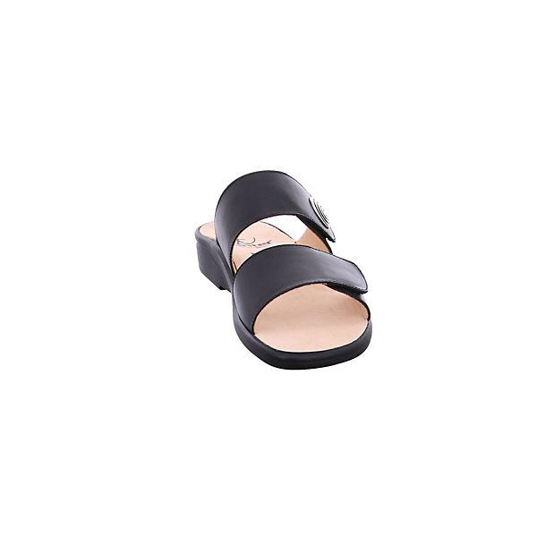 Ganter, Pantoletten, Gute schwarz  Gute Pantoletten, Qualität beliebte Schuhe bf674e