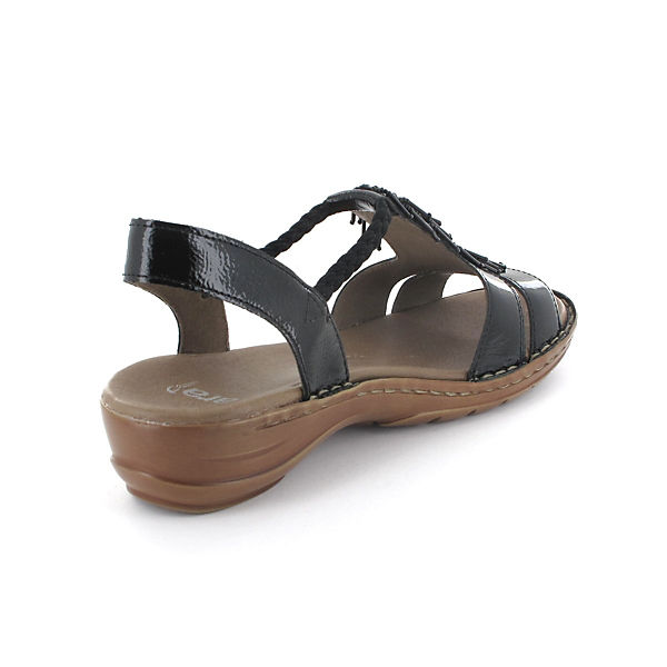 ara, Klassische Gute Sandalen, schwarz  Gute Klassische Qualität beliebte Schuhe 5e14fe