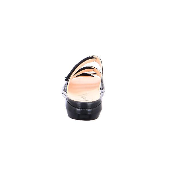Think!, Pantoletten, schwarz  Gute Gute Gute Qualität beliebte Schuhe 3be06c