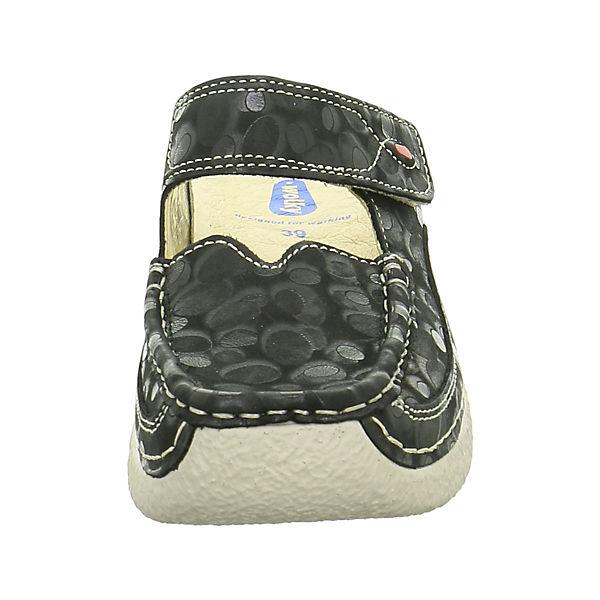 Wolky, Sabots, schwarz  Gute Qualität beliebte Schuhe