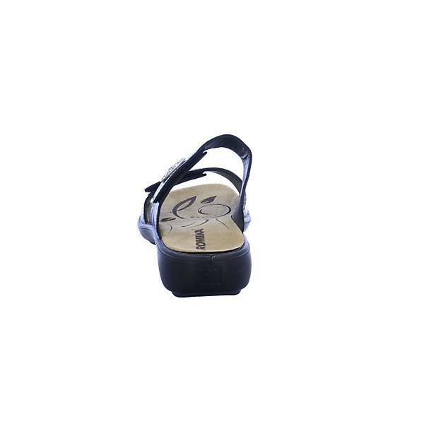 ROMIKA, Qualität Komfort-Pantoletten, schwarz  Gute Qualität ROMIKA, beliebte Schuhe c3b73a