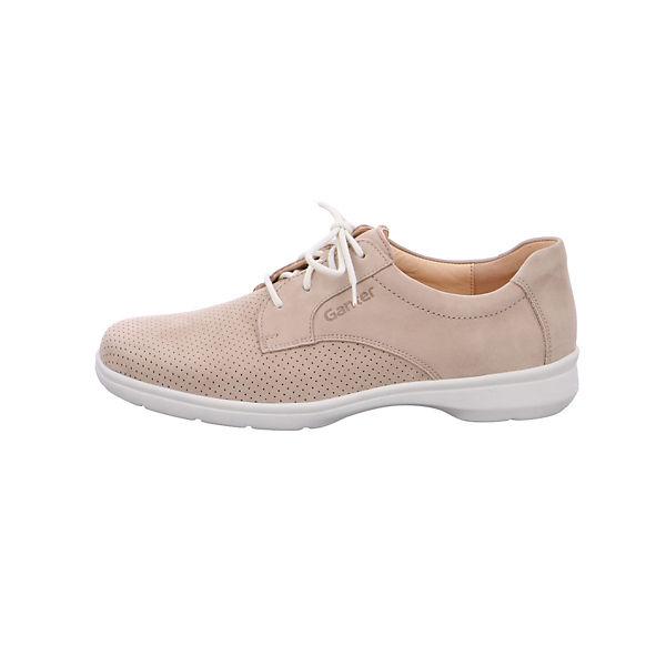 Ganter Gute Klassische Halbschuhe beige  Gute Ganter Qualität beliebte Schuhe 5fd2e6
