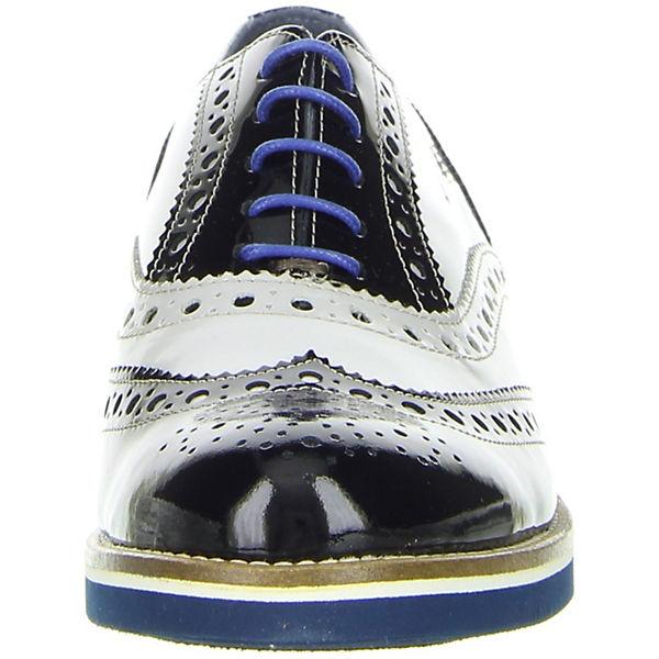nicolabenson, Schnürschuhe, blau  Gute Schuhe Qualität beliebte Schuhe Gute 6066e0