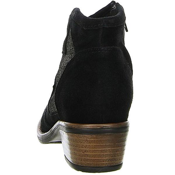 G'FIELD, Klassische Stiefeletten, schwarz  Gute Qualität beliebte Schuhe