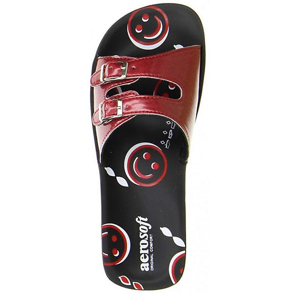 Pantoletten rot Aerosoft rot Aerosoft Pantoletten Aerosoft Aerosoft Pantoletten rot Pantoletten rot Aerosoft OnaEqvRwxH