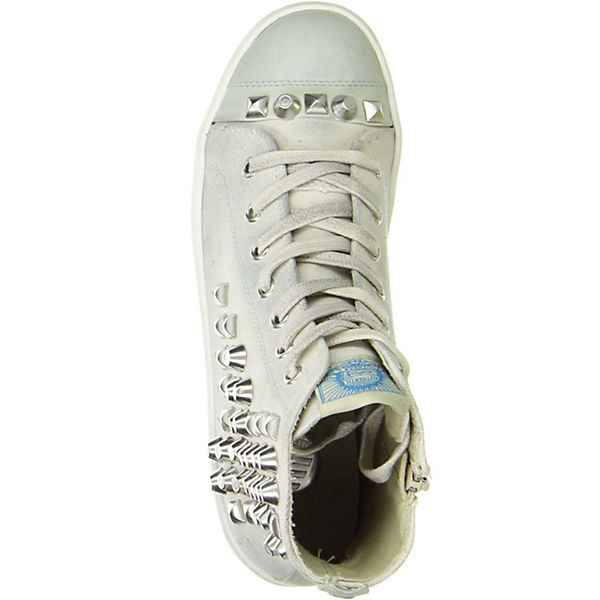 BULLBOXER, Sneakers High, weiß weiß High,   5f4c85