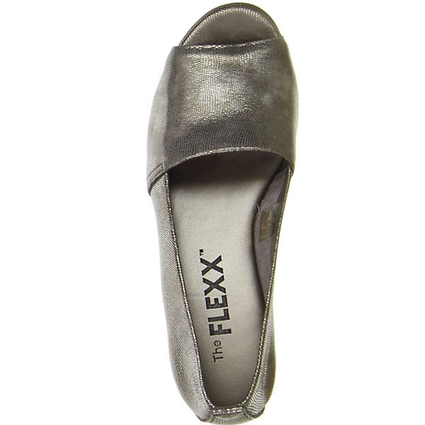 The  FLEXX, Offene Halbschuhe, anthrazit  The  b1b6a1
