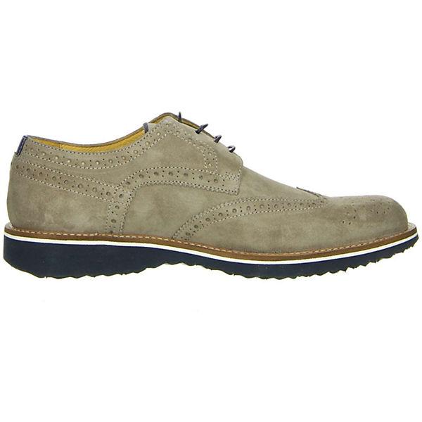 nicolabenson Schnürschuhe Gute beige  Gute Schnürschuhe Qualität beliebte Schuhe cb8ea0