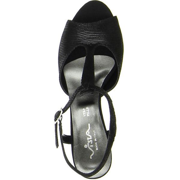 Steg Vista T schwarz Sandaletten Steg T Vista nrgvTwxRr