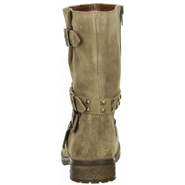 ONLINE SHOES, Klassische Stiefeletten, braun  Gute Qualität beliebte Schuhe