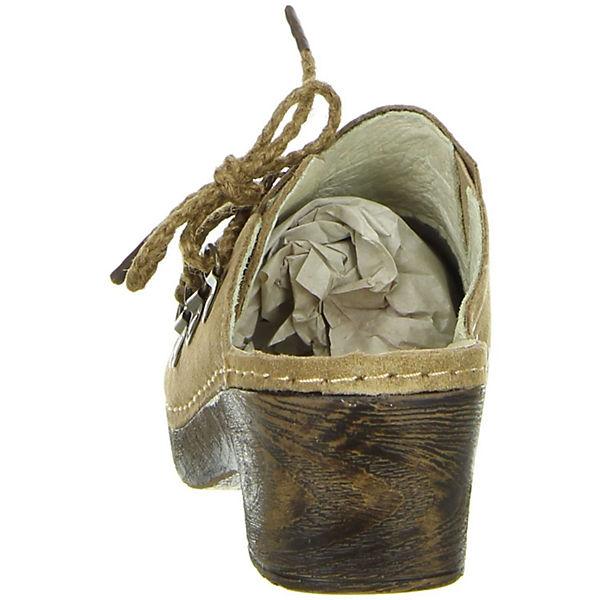 Bergheimer  Trachtenschuhe, Clogs, beige  Bergheimer Gute Qualität beliebte Schuhe 6e2224