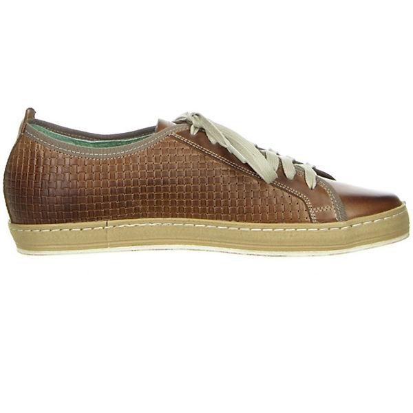 Low nicolabenson nicolabenson cognac Sneakers Sneakers Low w8OqC6