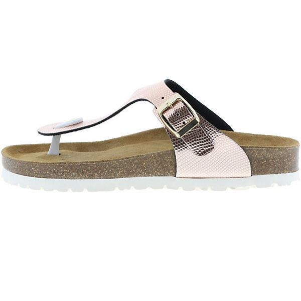 LINDENZWEIG, Zehentrenner, rosa  Gute Schuhe Qualität beliebte Schuhe Gute d81d37