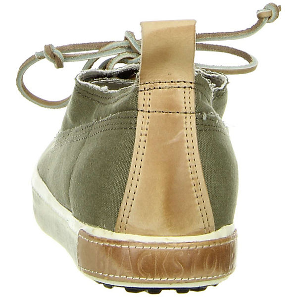 Blackstone Sneakers High khaki  Gute Qualität beliebte Schuhe