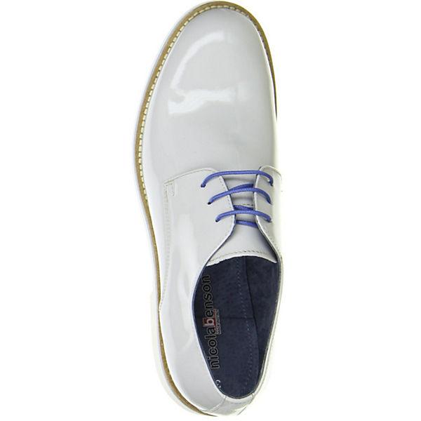 nicolabenson Schnürschuhe grau  Gute Qualität Qualität Gute beliebte Schuhe fdd0e7