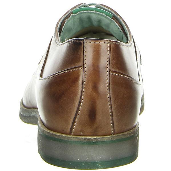 nicolabenson Business-Schnürschuhe braun  Gute Qualität beliebte Schuhe