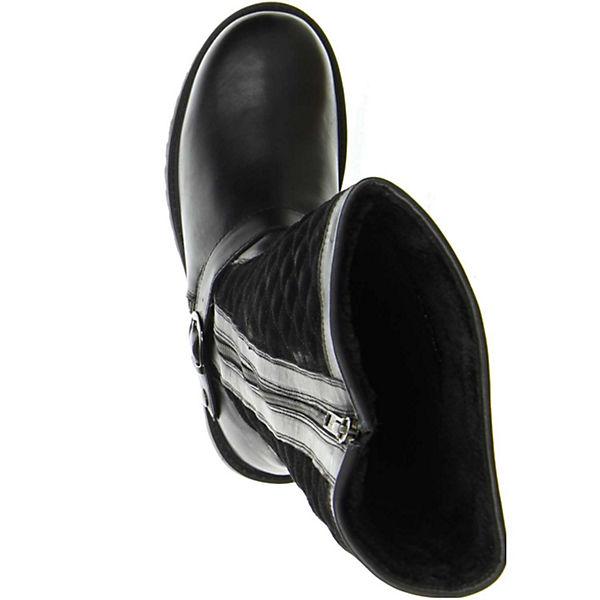 yourStyle, Klassische Stiefel, Stiefel, Klassische schwarz   b6a4bb