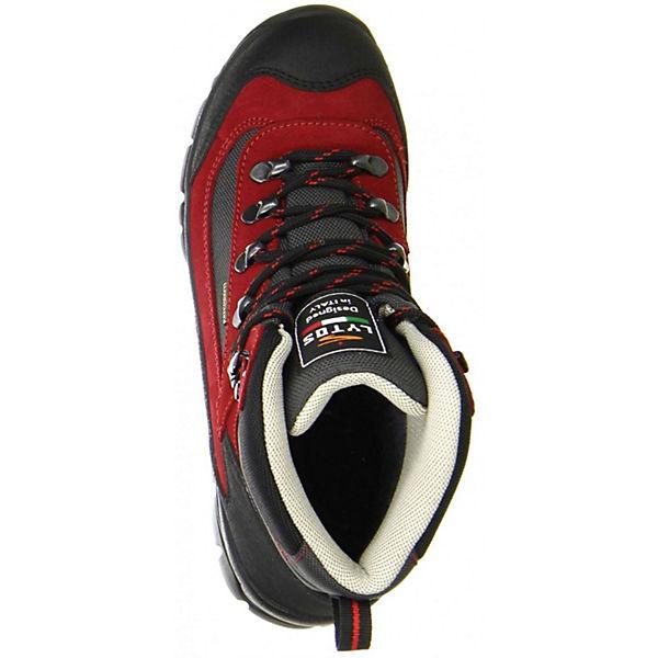 Lytos, Qualität Wanderschuhe, rot  Gute Qualität Lytos, beliebte Schuhe 390d1b