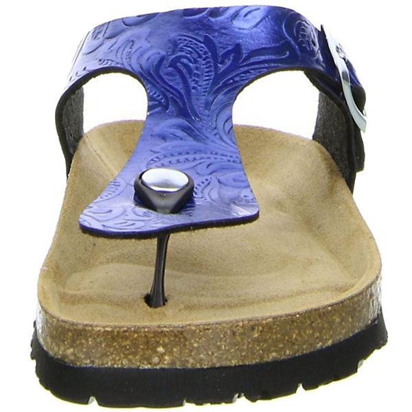 LINDENZWEIG, Zehentrenner, Gute blau  Gute Zehentrenner, Qualität beliebte Schuhe 616751