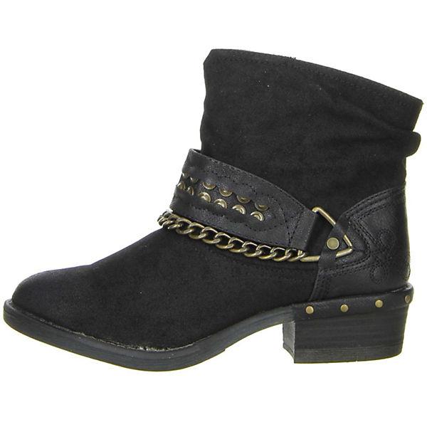 BULLBOXER, Klassische Stiefeletten, Qualität schwarz  Gute Qualität Stiefeletten, beliebte Schuhe a65418